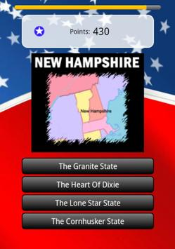 US State Nicknames Free screenshot 1