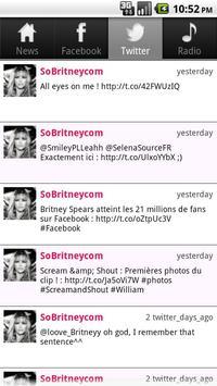 So Britney apk screenshot