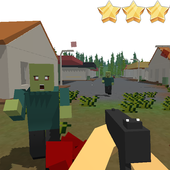 Pixel Zombies Hunter icon