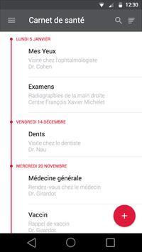 Appli Santé et Bien-être apk screenshot