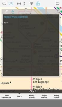 RailMap France TGV Paris RER Metro Bus apk screenshot