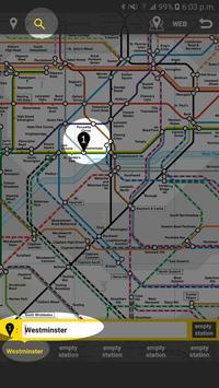 RailNote Lite London Rail+Tube screenshot 1
