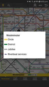 RailNote Lite London Rail+Tube screenshot 3