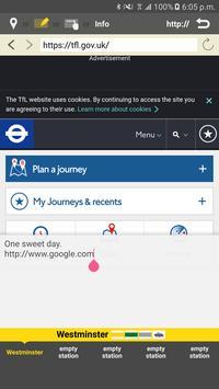 RailNote Lite London Rail+Tube screenshot 6