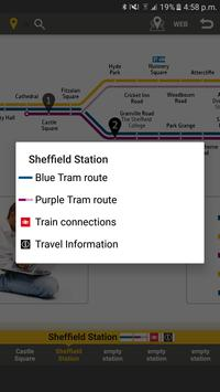 RailNote Lite UK Sheffield screenshot 1