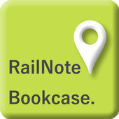 RailNote Sweden Rail Way Map icon