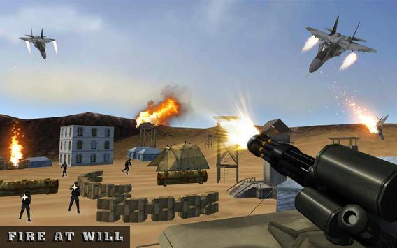 Gunner League: Mercenary X apk screenshot
