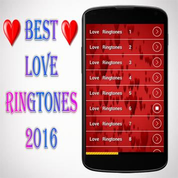 Best Love Ringtones 2016 screenshot 3