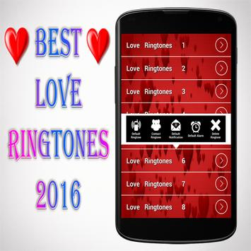 Best Love Ringtones 2016 screenshot 4