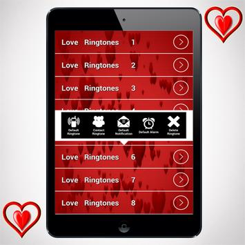 Best Love Ringtones 2016 screenshot 8