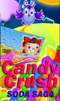 Guides Candy-Crush SODA Saga poster