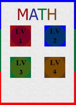 MATHlittle poster