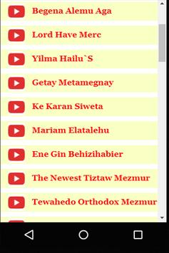 Soft Orthodox Mezmur Songs screenshot 3
