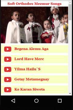 Soft Orthodox Mezmur Songs screenshot 4