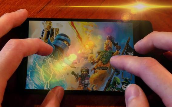 New NinjaGo Tournament Tips poster