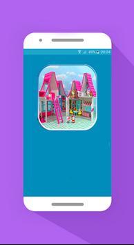 Doll House Barbie Toys screenshot 1