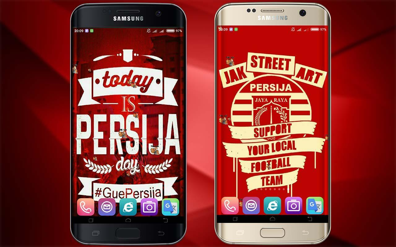 Wallpaper The Jakmania Bergerak For Android Apk Download