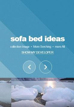 sofa bed ideas poster