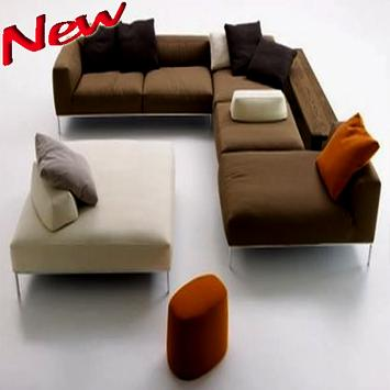 Minimalist design sofa screenshot 3