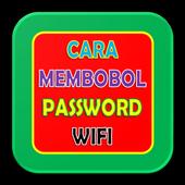 Cara Mudah Bobol Password WIFI icon