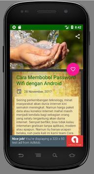Cara Mudah Bobol Password WIFI screenshot 2