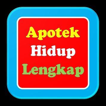 APOTEK HIDUP LENGKAP poster