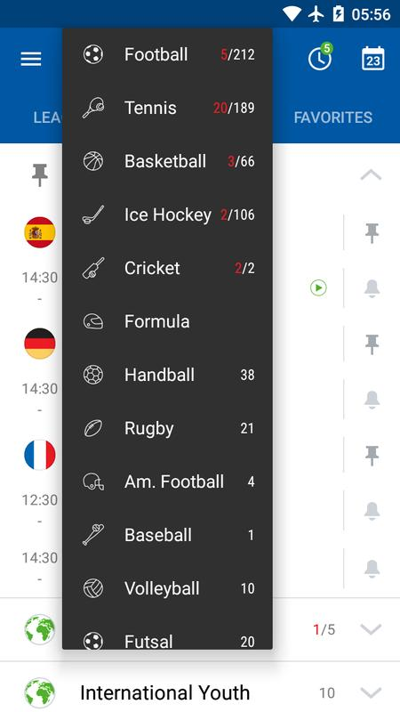 SofaScore Live Score APK Download - Free Sports APP for ...