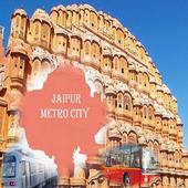 Jaipur City (Pink City) icon