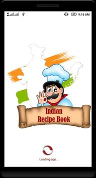 Indian Recipe Book poster