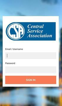 CSA Mobile CRM screenshot 1