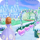 👰 Princess Sofia wonderland: first adventure game icon