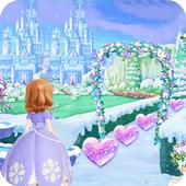 👰 Princess Sofia wonderland: first adventure game icon