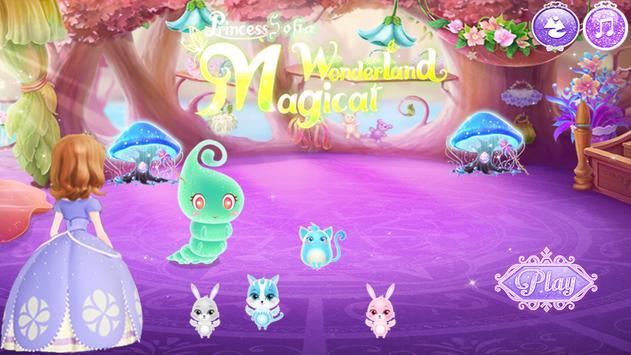 👰 Princess Sofia wonderland: first adventure game screenshot 1