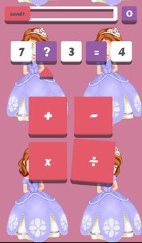 Sofia Math Game screenshot 2