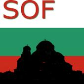 Sofia Map icon