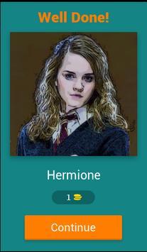 Quiz Harry Potter - English screenshot 1
