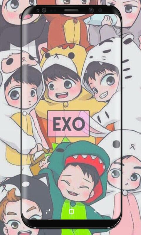 Exo Wallpapers Kpop Hd For Android Apk Download