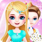 👰 Princess Sofia wedding makeup salon icon