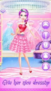 👰 Princess Sofia wedding makeup salon screenshot 2