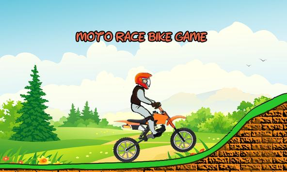 Jungle Race Bike Game poster