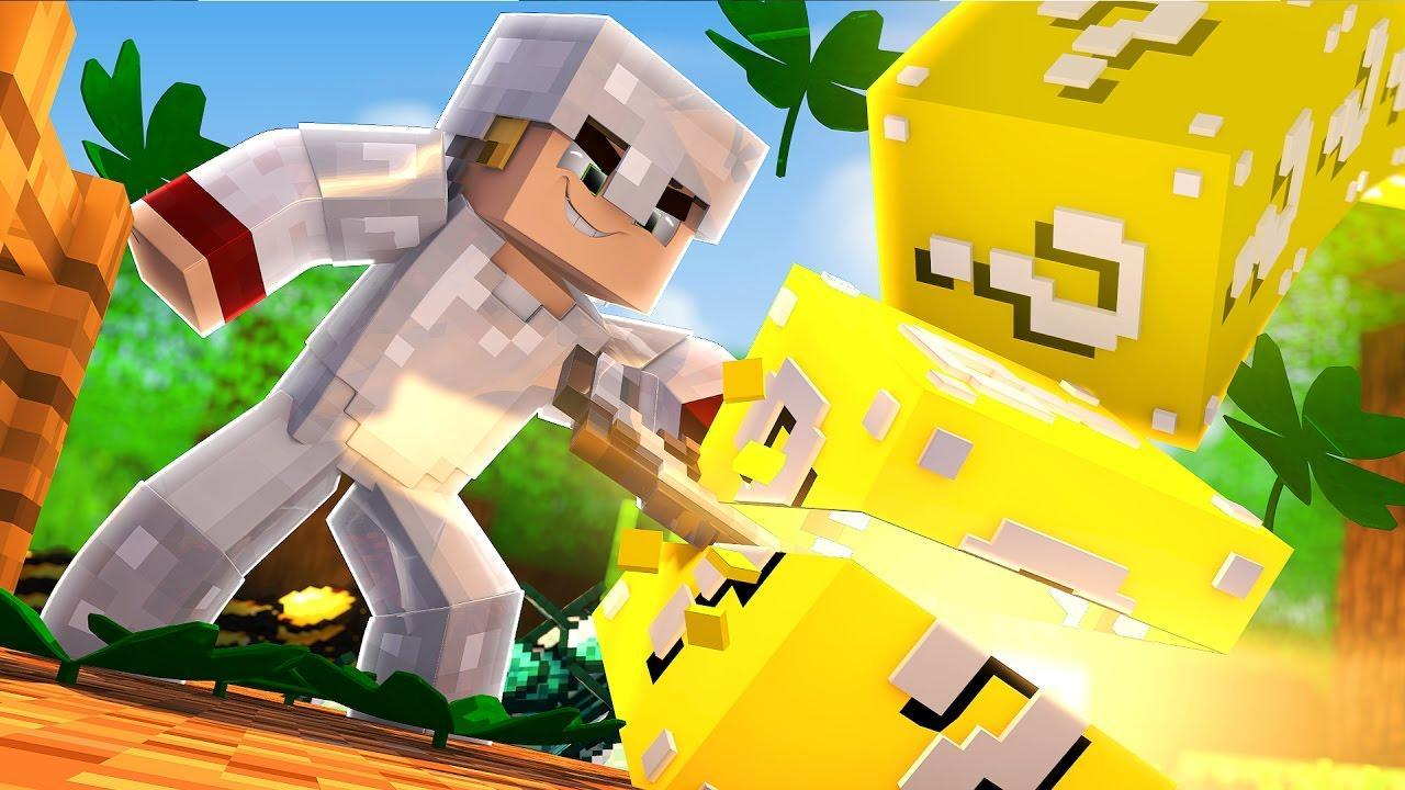 Lucky Block for Minecraft PE for Android - APK Download