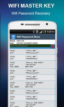 Master Wifi Key Password Show : Wifi Manager screenshot 3