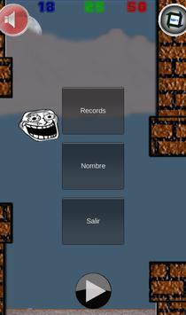 FlappyTroll apk screenshot