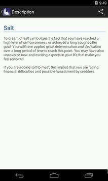 Dream Book (Free) - Dictionary screenshot 1