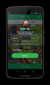 Football4Live screenshot 1