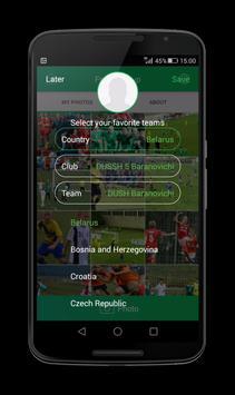 Football4Live screenshot 3