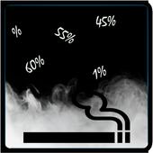 Cigarette Smoke Interest icon