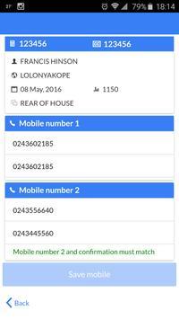 GWCL e-Registration screenshot 12