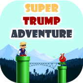 Super Trump Adventure icon