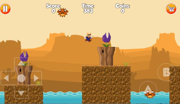 Super Trump Adventure screenshot 1
